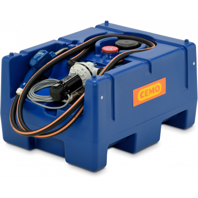 Blue-Mobile Easy with diaphragm pump