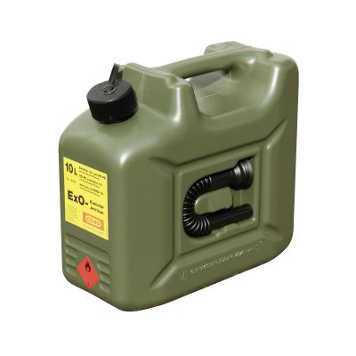Ex0 Canister 10 l and 20 l with explosion-proof filling
