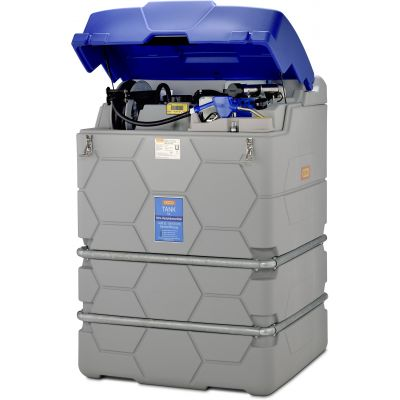 CUBE-Tank for AdBlue® Outdoor Premium Plus with CMT 10