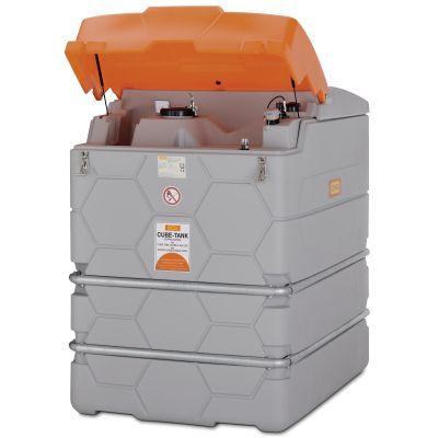 CUBE-Heating oil tank
