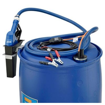 Submersible pump CENTRI SP 30, 12 V for AdBlue®, water and antifreeze fluid, set with cable,hose, automatic dispensing nozzle