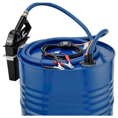 Submersible pump CENTRI SP 30, 12 V, for diesel, set with cable, hose, automatic dispensing nozzle