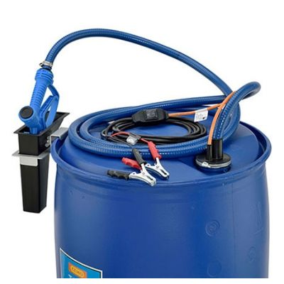 Submersible pump CENTRI SP 30, 12 V for AdBlue®, diesel, water and antifreeze fluid, set with cable, hose, dispensing nozzle