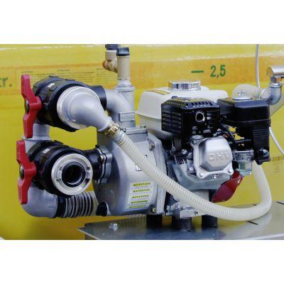 Motorized pump 500 l/min