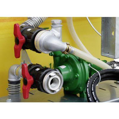 Pump 100 to 350 l/min