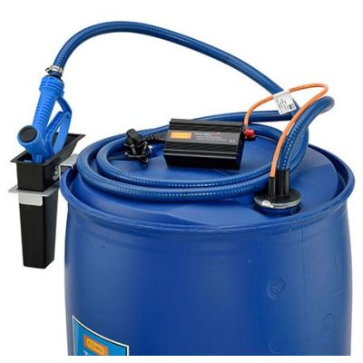 Submersible pump CENTRI SP 30, 12 V for AdBlue®, diesel, water and antifreeze fluid, set with power pack, hose, dispensing nozzle