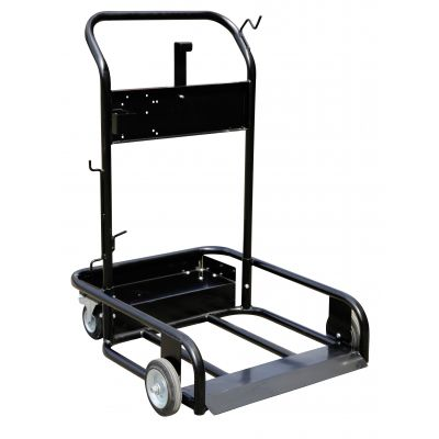 Trolley for steel and plastic drums 200 l