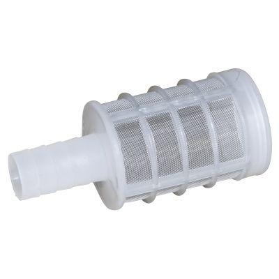 Plastic foot filter