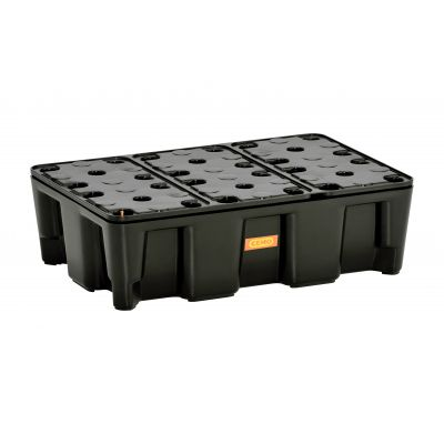 Small PE container/laboratory trays HD - without approval