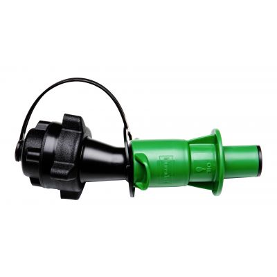 Accessory safety filling system green (oil)