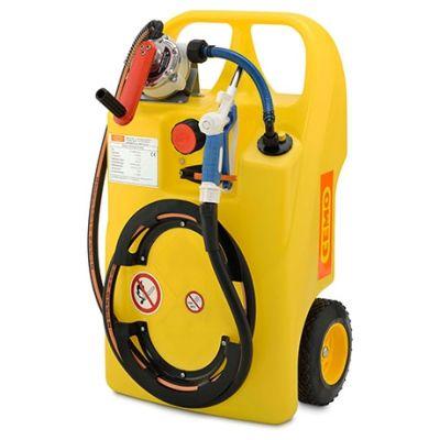 Caddy for screenwash or radiator antifreeze