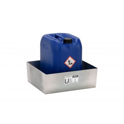 Small steel collection trays Q30