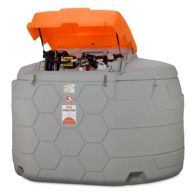 Cube-Dieseltank 5.000 Liter Outdoor Premium Plus 20