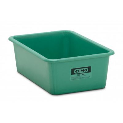 Rectangular containers GRP