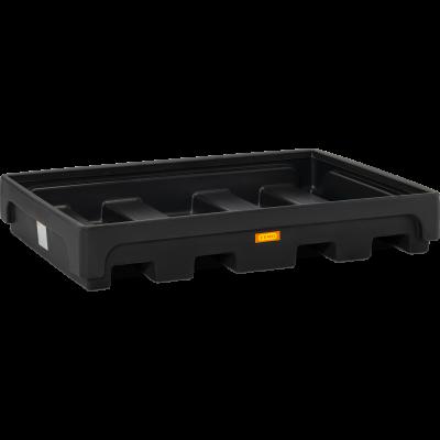 PE rack floor trays