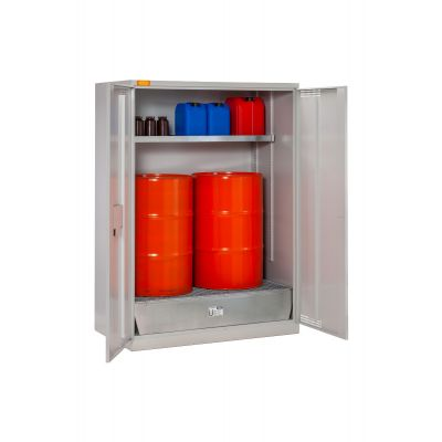 Drum cabinet 14/20 with collection tray