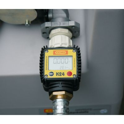 Digital flowmeter K 24 for DT-Mobile Easy