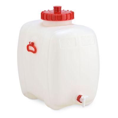 PE beverage tank