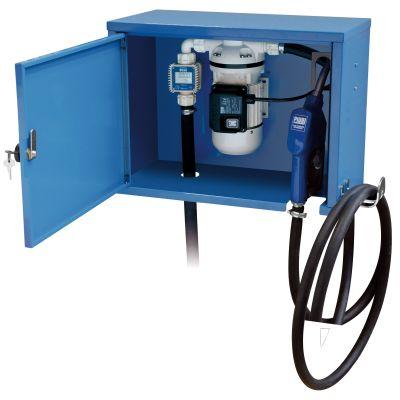 Pump cabinet