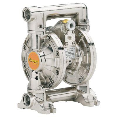 Compressed air diaphragm pump