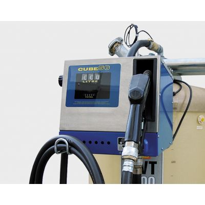 Electric pump for battery systems