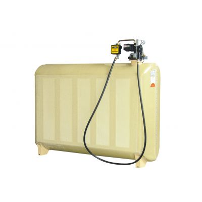Comfort package GRP 2,000 l