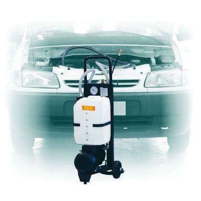 Electric oil suction unit, 12 l
