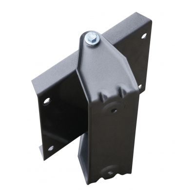 Pivotable wall bracket suitable for order code 10557, 8734 and 10561