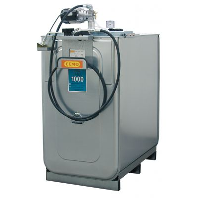 Compact lubricant system ECO with electric pump