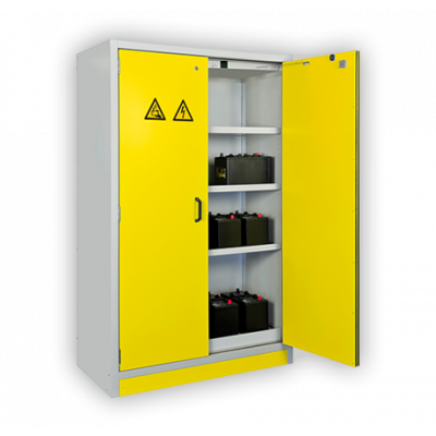 Battery secure cabinets FWF90