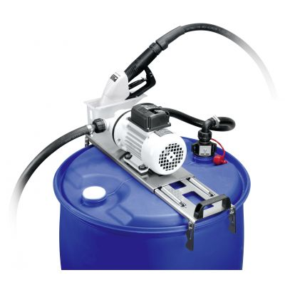 Cematic Blue pump system
