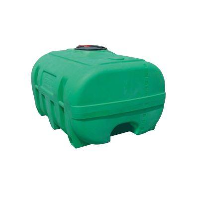 PE tank, green