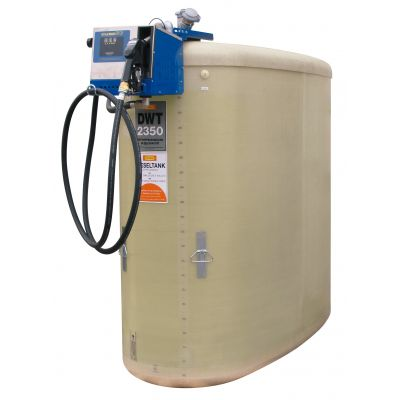 DWT complete stations 50 l/min - pump with protective housing