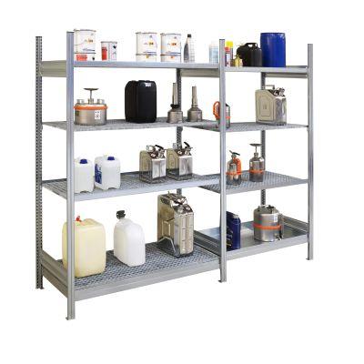Expansion unit for Environmental/HazMat rack 13/5