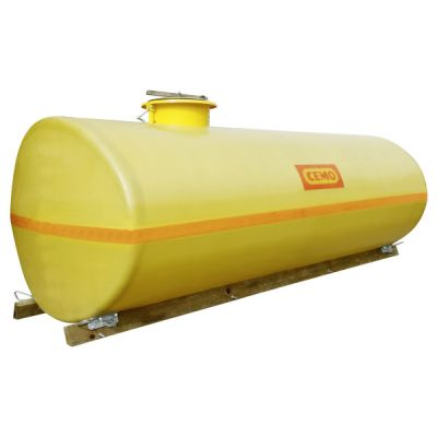 Oval tank