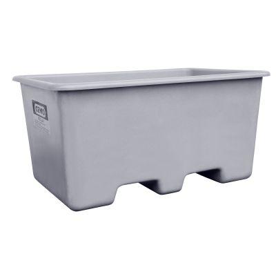 Underride rectangular container GRP 200 l and 400 l
