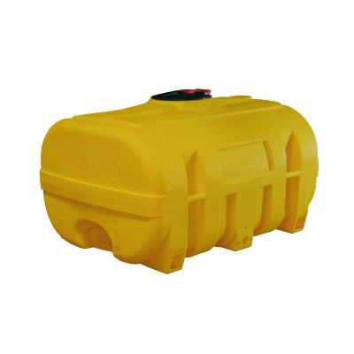 PE tank, yellow