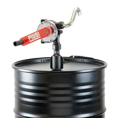 Aluminium crank pump