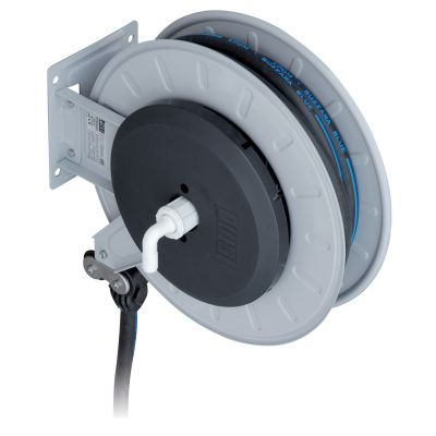 Hose reel open for AdBlue® / DEF / ARLA 32 and water pumps